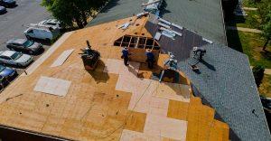 raleigh roof repairs slider three
