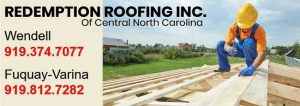 redemption roofing inc